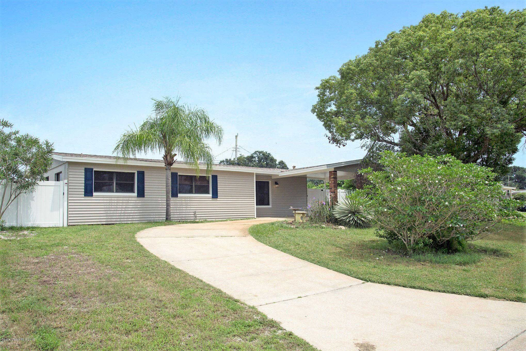 660 Karen Drive, Titusville, FL 32780 now has a new price of $172,500!
