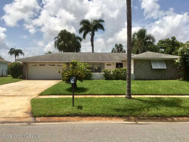 594 Dijon Drive, Melbourne, FL 32935 is now new to the market!