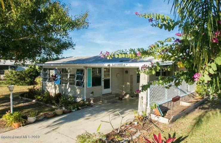 1289 Gardenia Drive, Barefoot Bay, FL 32976 is now new to the market!