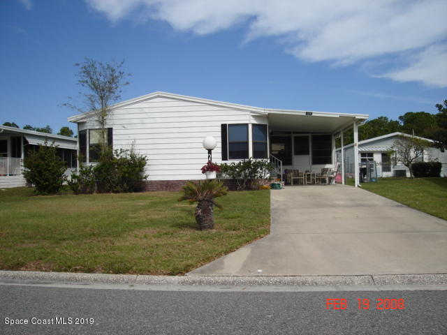 Another Property Sold - 328 Kiwi Drive, Barefoot Bay, FL 32976