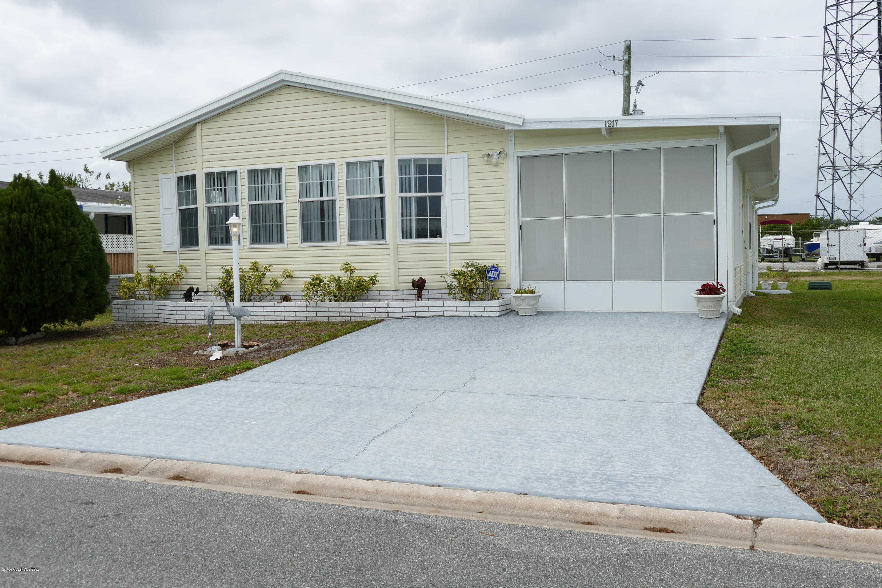 1217 Chipewa Drive, Barefoot Bay, FL 32976 now has a new price of $157,500!
