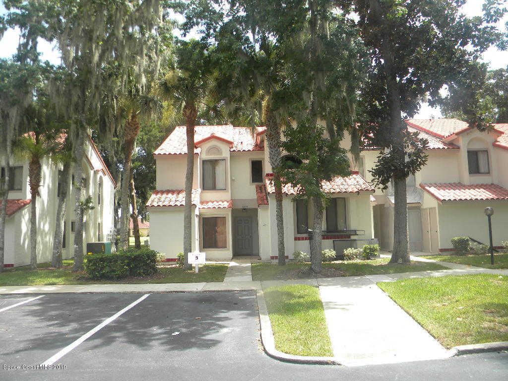 Another Property Rented - 1003 Country Club Drive #311, Titusville, FL 32780