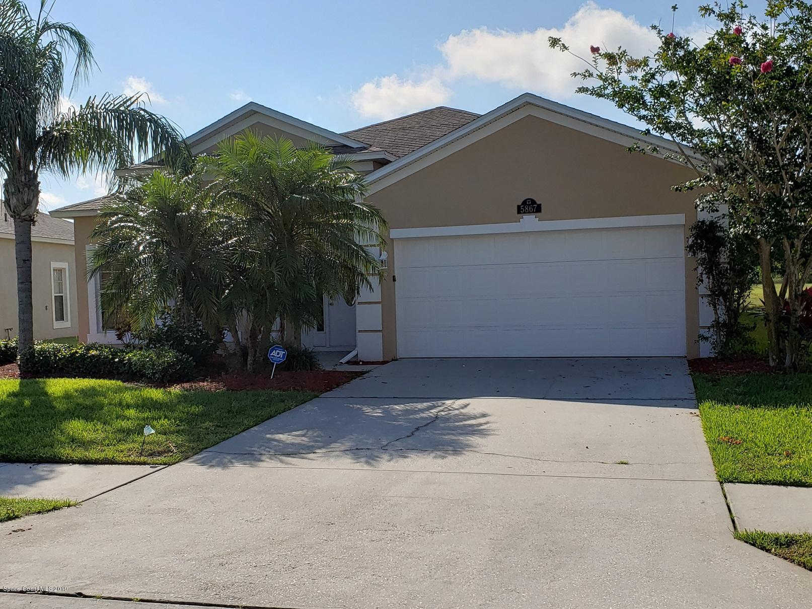 Another Property Rented - 5867 Indigo Crossing Drive, Rockledge, FL 32955