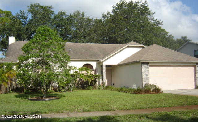 4396 Pondapple Drive, Titusville, FL 32796 is now new to the market!