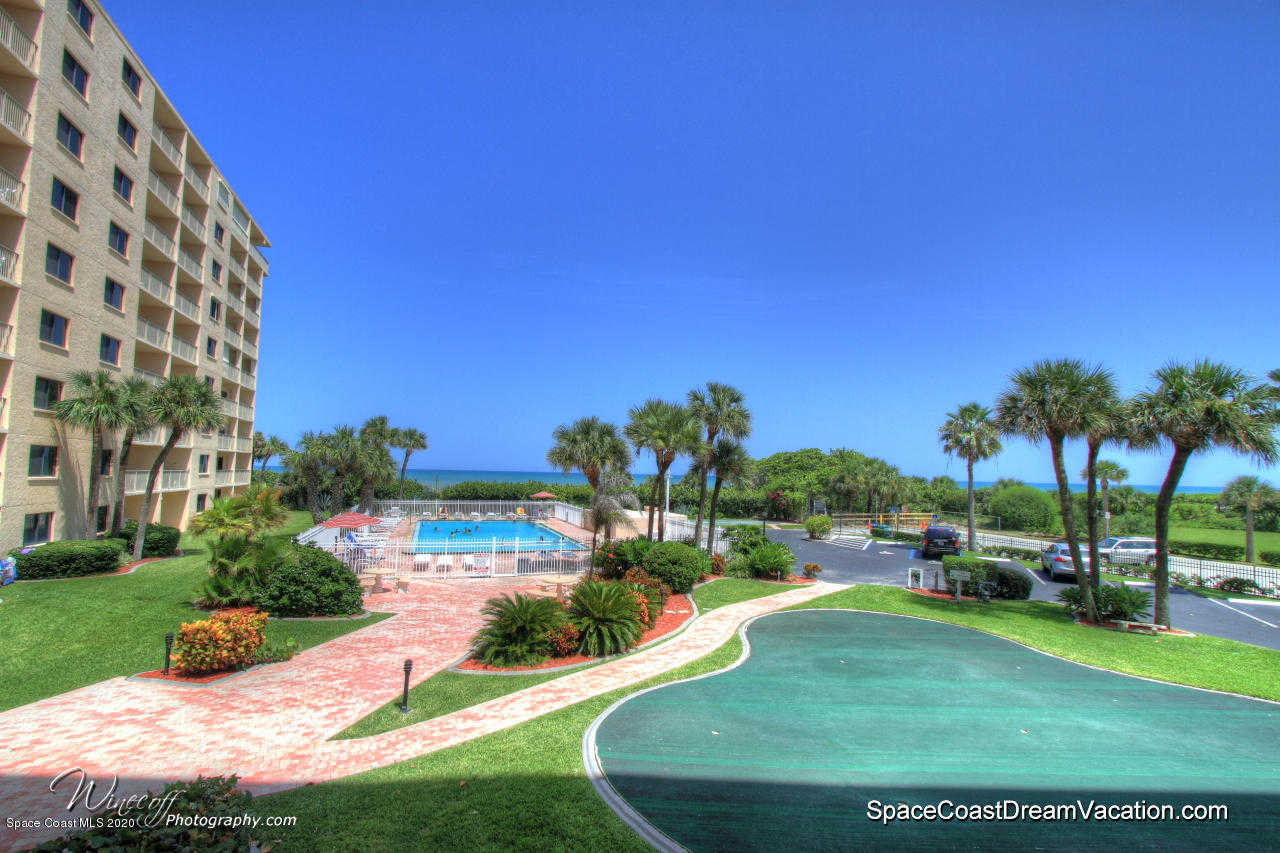 Video Tour  - 7520 Ridgewood Avenue #208, Cape Canaveral, FL 32920