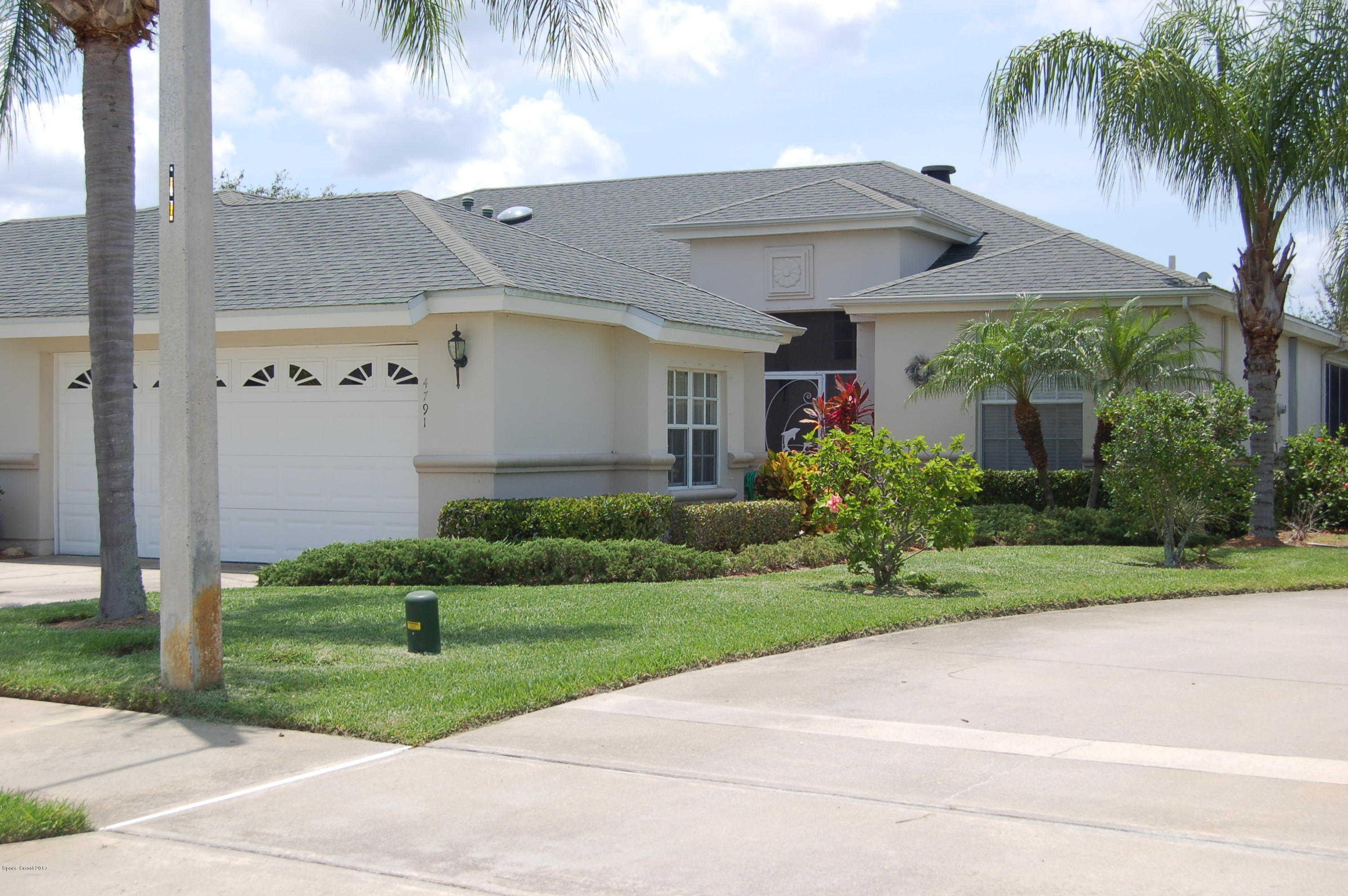 4791 Parkstone Drive, Rockledge, FL 32955 is now new to the market!