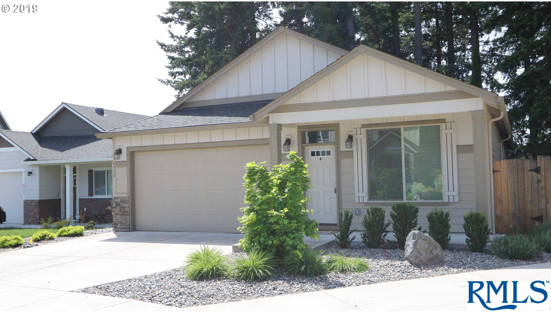 4716 NE 13TH CT, Vancouver, WA 98663 now has a new price of $344,900!