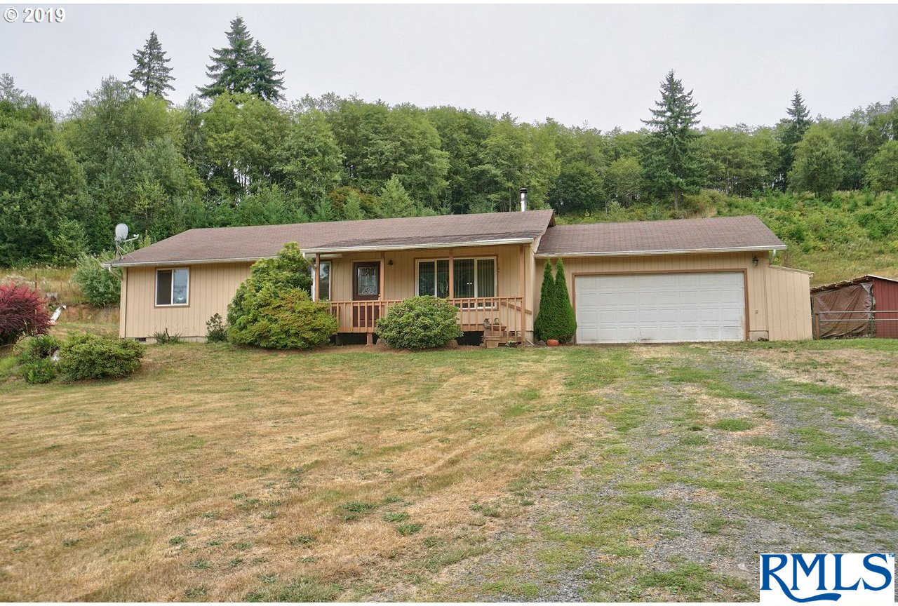 29081 Thistle Hill Rd, Rainier, OR 97048 now has a new price of $362,500!
