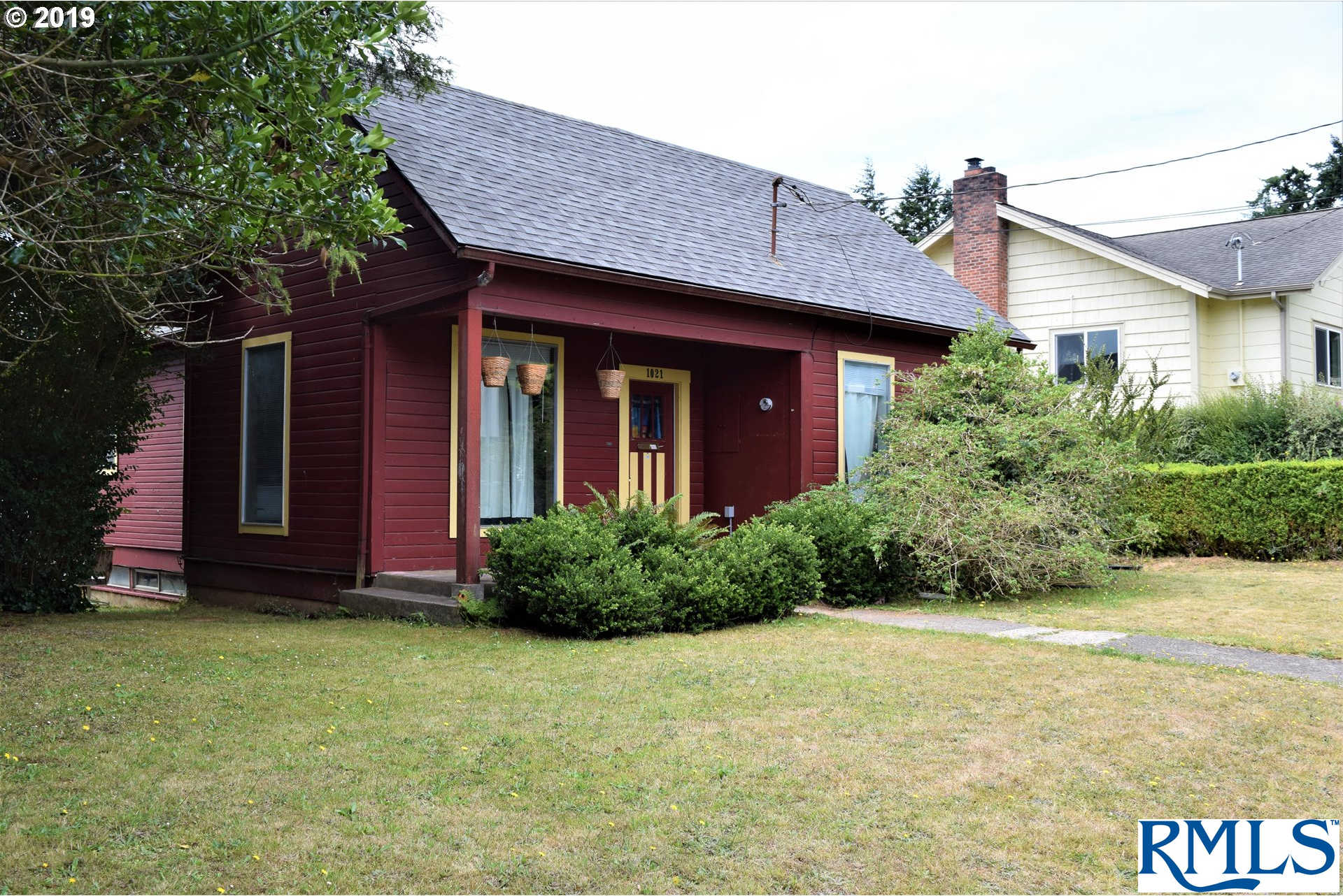 Another Property Sold - 1021 Ingersoll, Coos Bay, OR 97420