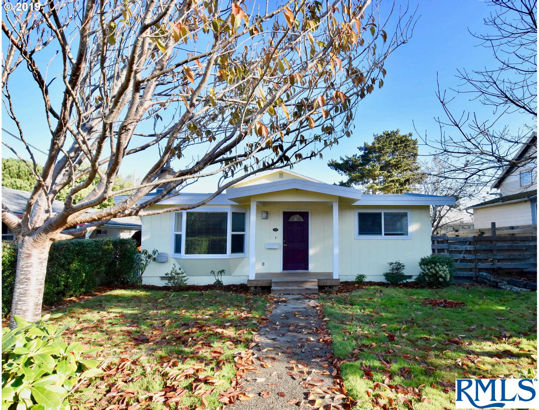 Another Property Sold - 2477 Everett, North Bend, OR 97459