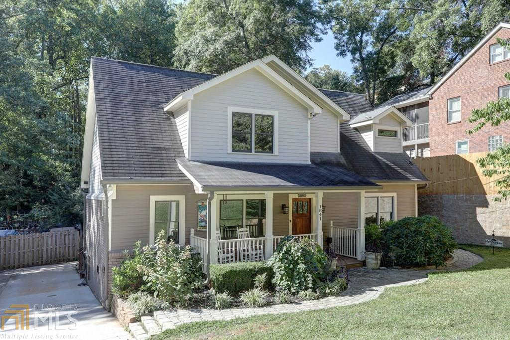 1841 McLendon Ave, Atlanta, GA 30307-1757 now has a new price of $895,000!
