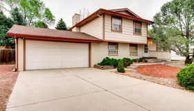 4170 S Nonchalant Circle, Colorado Springs, CO 80917