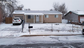 3911 Whittier Drive, Colorado Springs, CO 80910