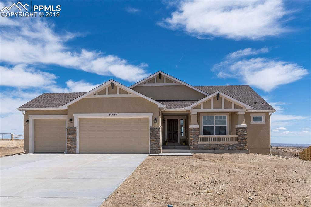 Video Tour  - 11461 Pyramid Peak Drive, Peyton, CO 80831