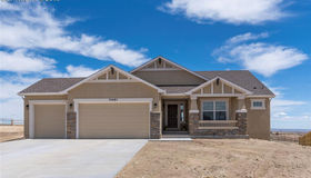 11461 Pyramid Peak Drive, Peyton, CO 80831