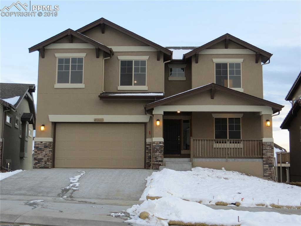 Congratulations on your beautiful new home, Johnny & Jessie!  6009 Griffin Drive, Colorado Springs, CO is SOLD