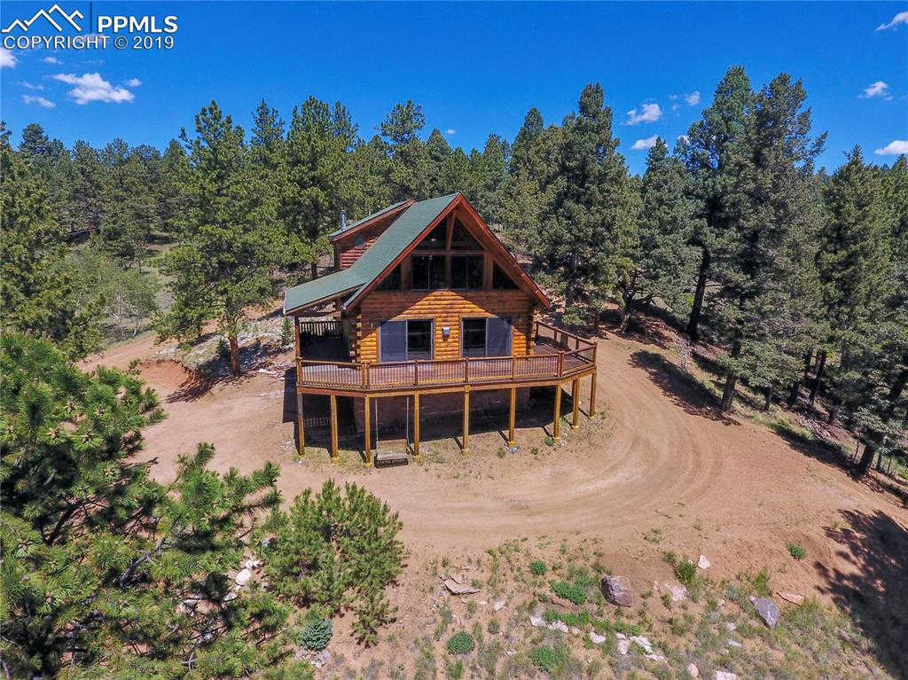 243 Granby Lake Way, Divide, CO 80814 is now new to the market!