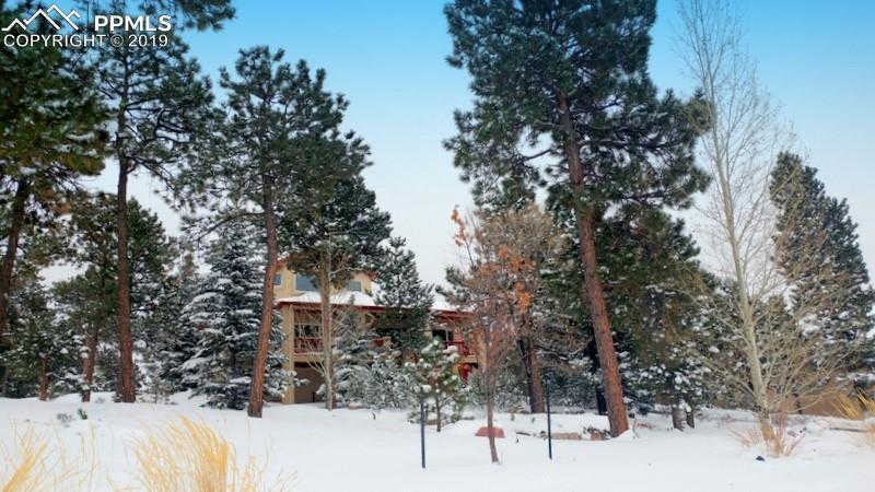 15863 Wildhaven Lane, Colorado Springs, CO 80921 is now new to the market!