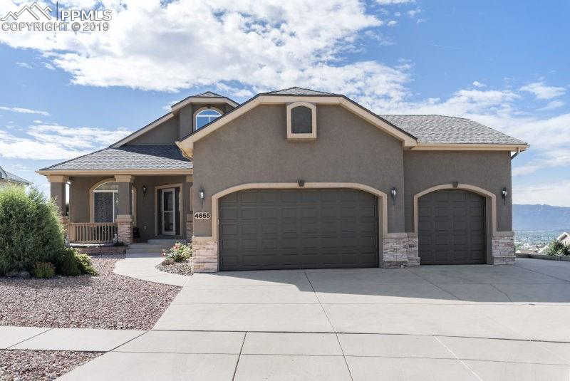4655 Paramount Place, Colorado Springs, CO 80918 is now new to the market!