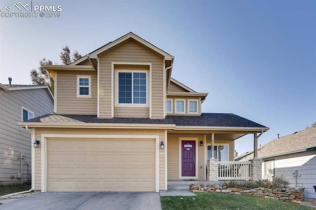 Another Property Sold - 5195 Luster Drive, Colorado Springs, CO 80923