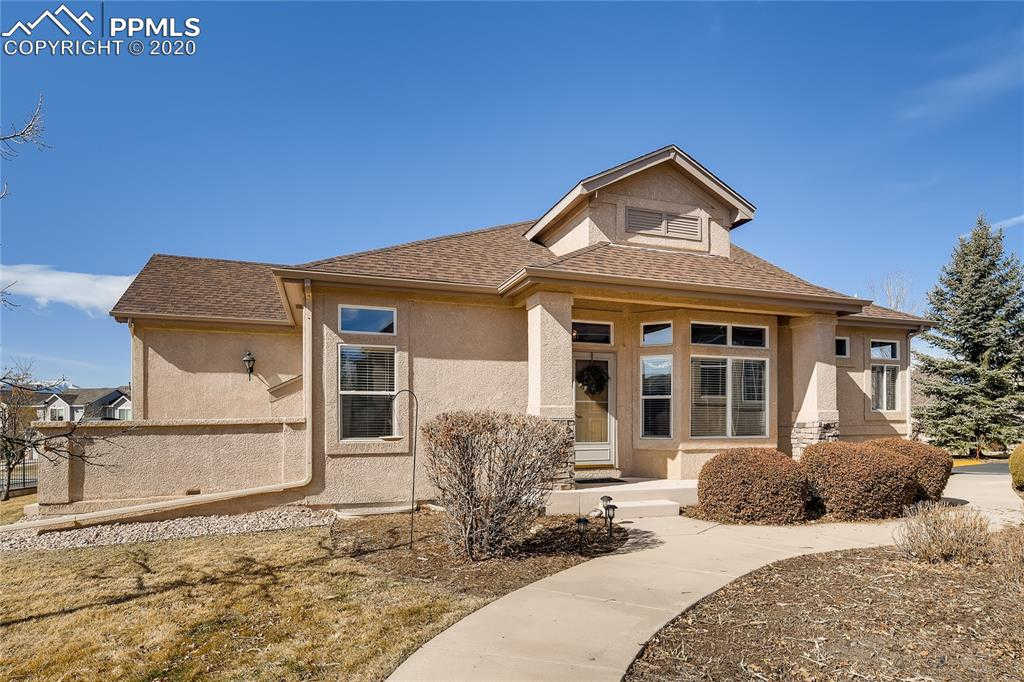 Just Listed ~ 3531 Plantation Grove, Colorado Springs ~ Pristine Luxury Townhome