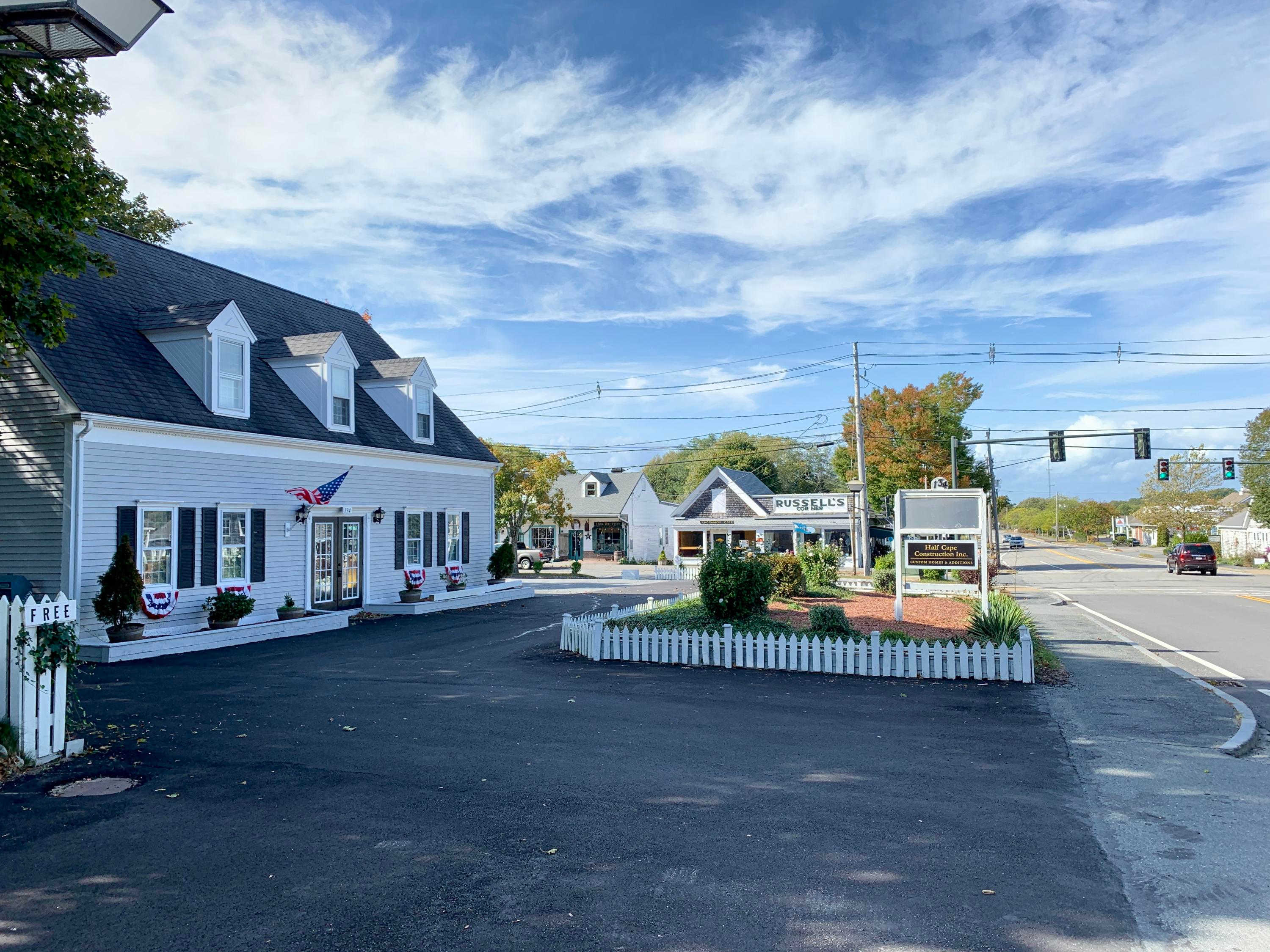 134 Route 6a, Sandwich, MA 02563 is now new to the market!