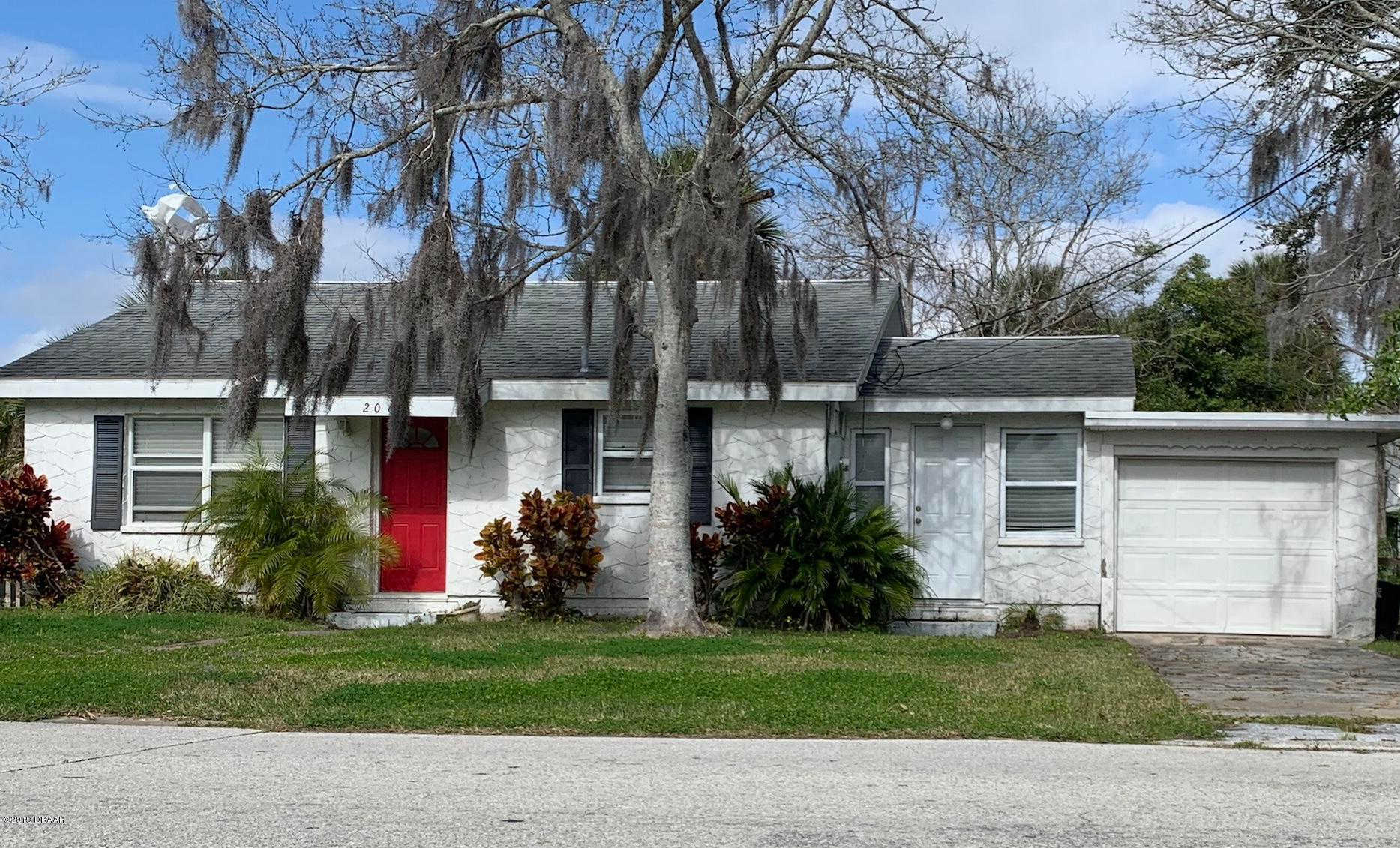 206 Mcdonald Street, South Daytona, FL 32119 now has a new price of $105,000!