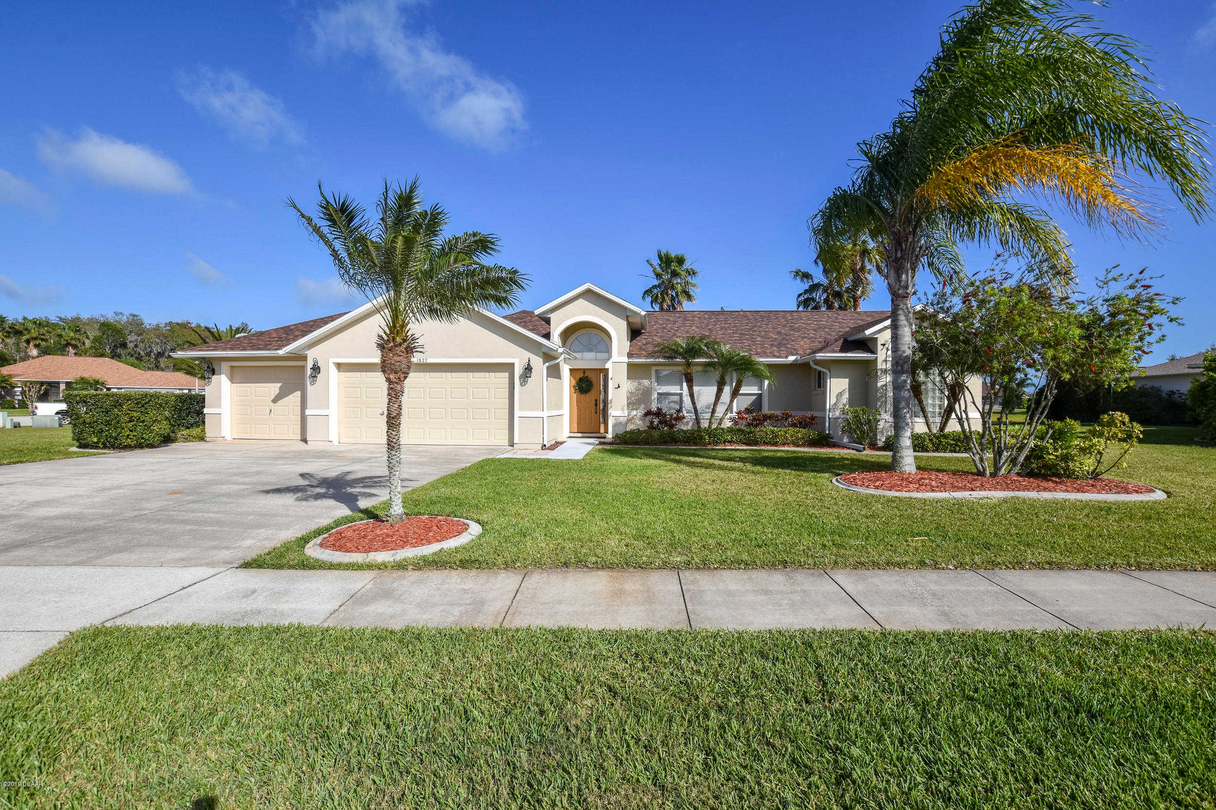 1827 Forough Circle, Port Orange, FL 32128 now has a new price of $339,999!