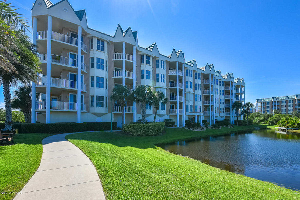 4672 Riverwalk Village Court #8208, Ponce Inlet, FL 32127 now has a new price of $389,000!