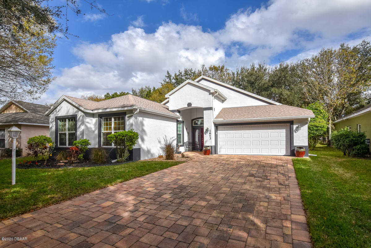 1673 Town Park Drive, Port Orange, FL 32129 is now new to the market!