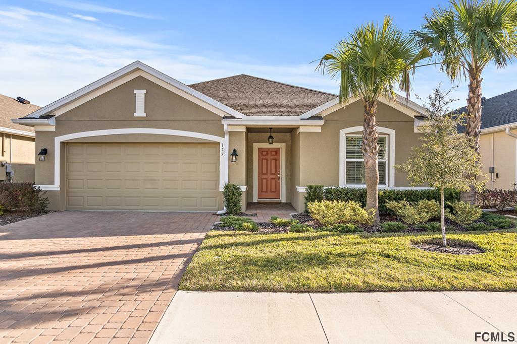Video Tour  - 128 Park Place Circle, Palm Coast, FL 32164