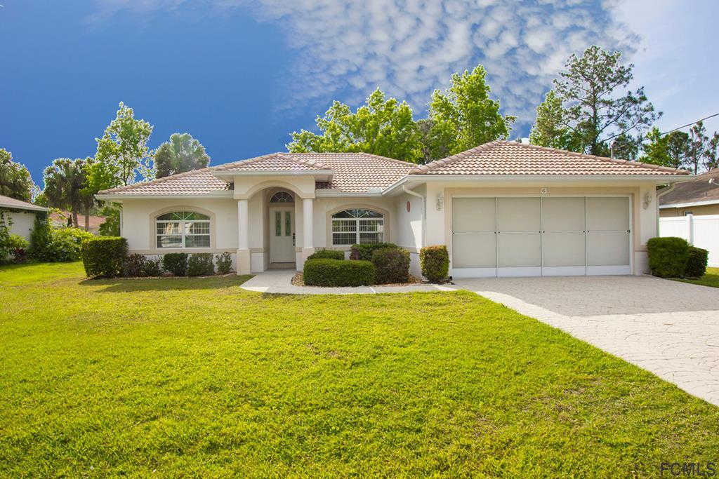 Video Tour  - 6 Raleigh Drive, Palm Coast, FL 32164