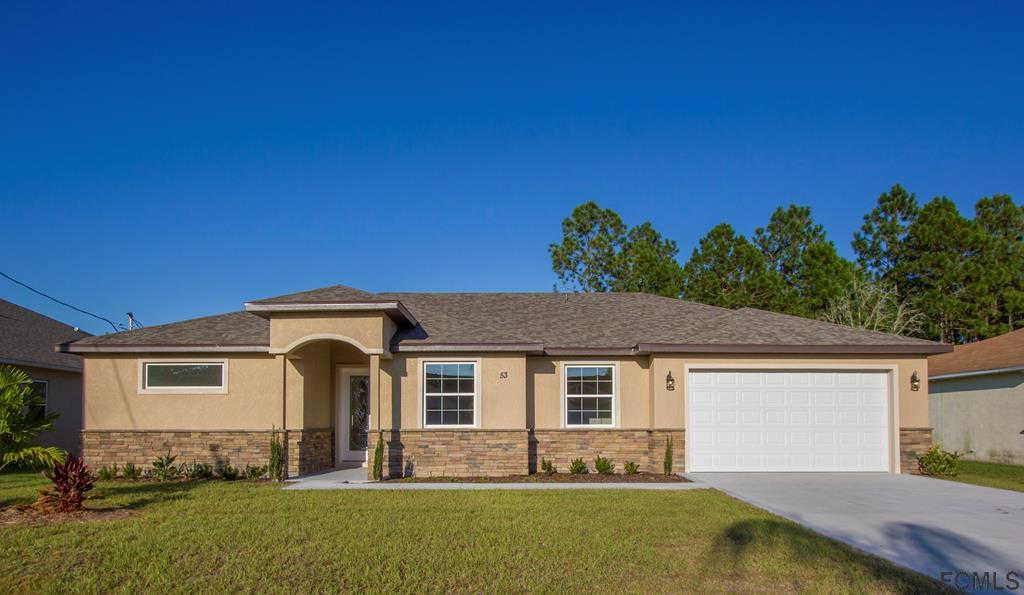 Video Tour  - 53 Felwood Lane, Palm Coast, FL 32137