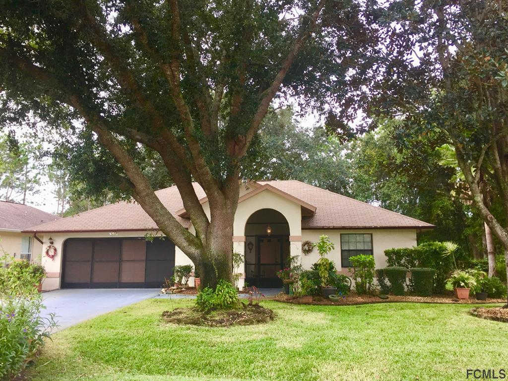7 Waldron Place, Palm Coast, FL 32164 is now new to the market!