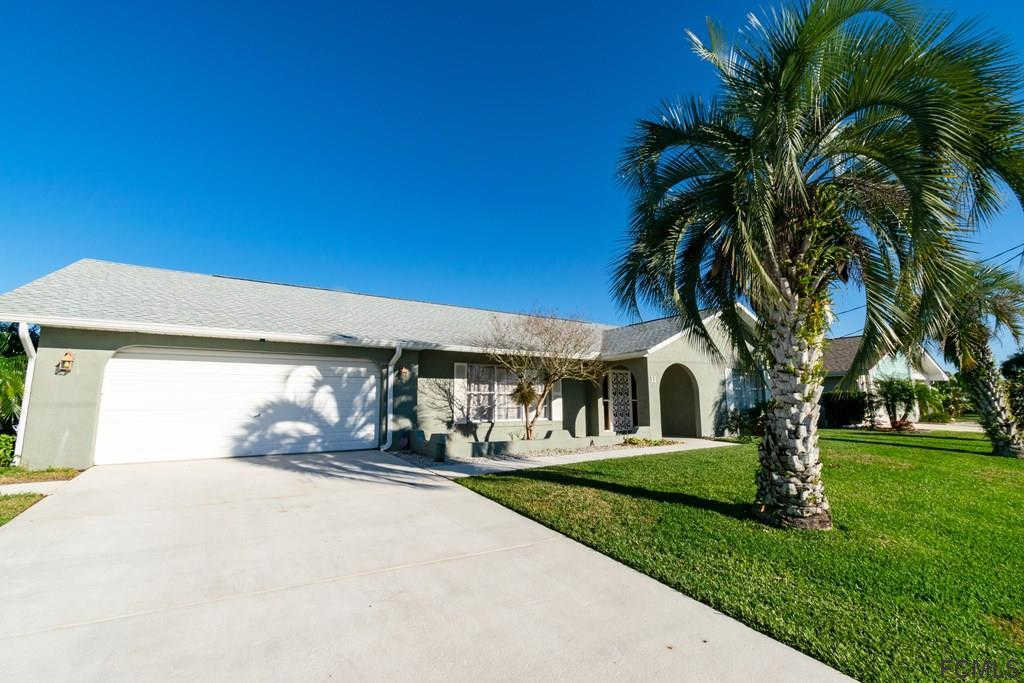 11 Clearview Ct S, Palm Coast, FL 32137 now has a new price of $425,000!