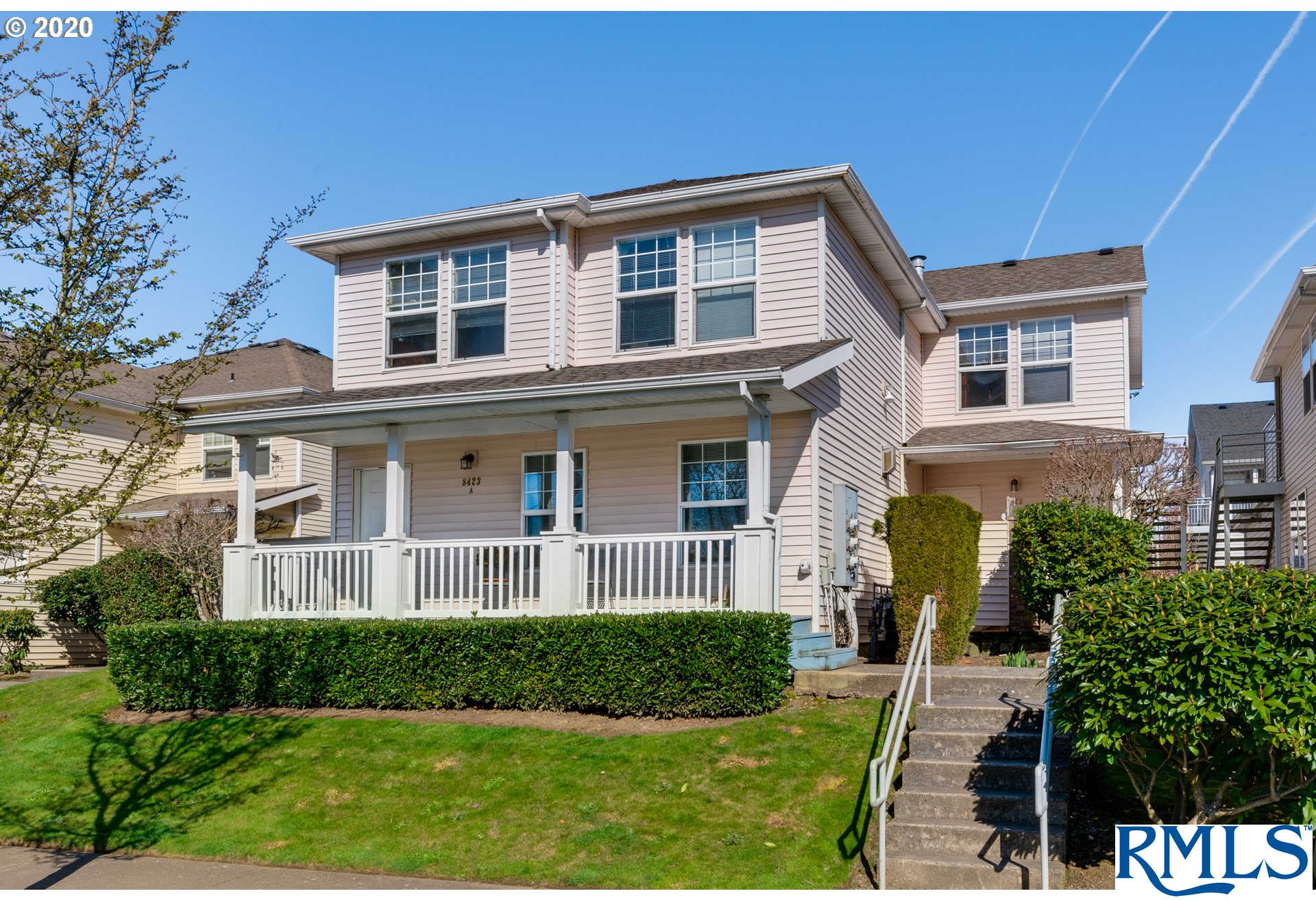 8423 NE Russell St, Portland, OR 97220 is now new to the market!