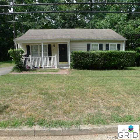 615 Cloister Drive #14, Winston Salem, NC 27127 is now new to the market!