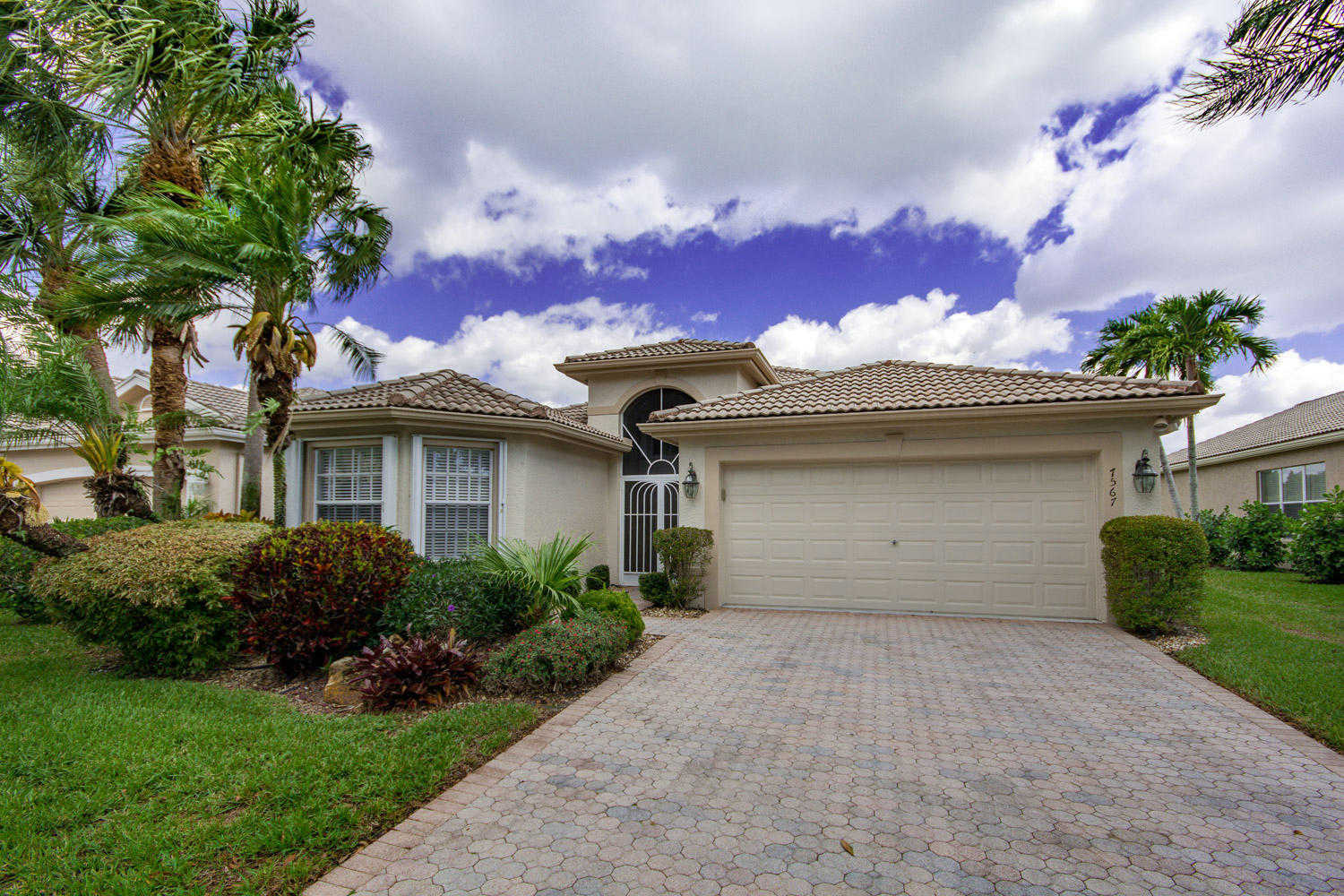 7567 San Pedro Street, Boynton Beach, FL 33437 now has a new price of $315,000!