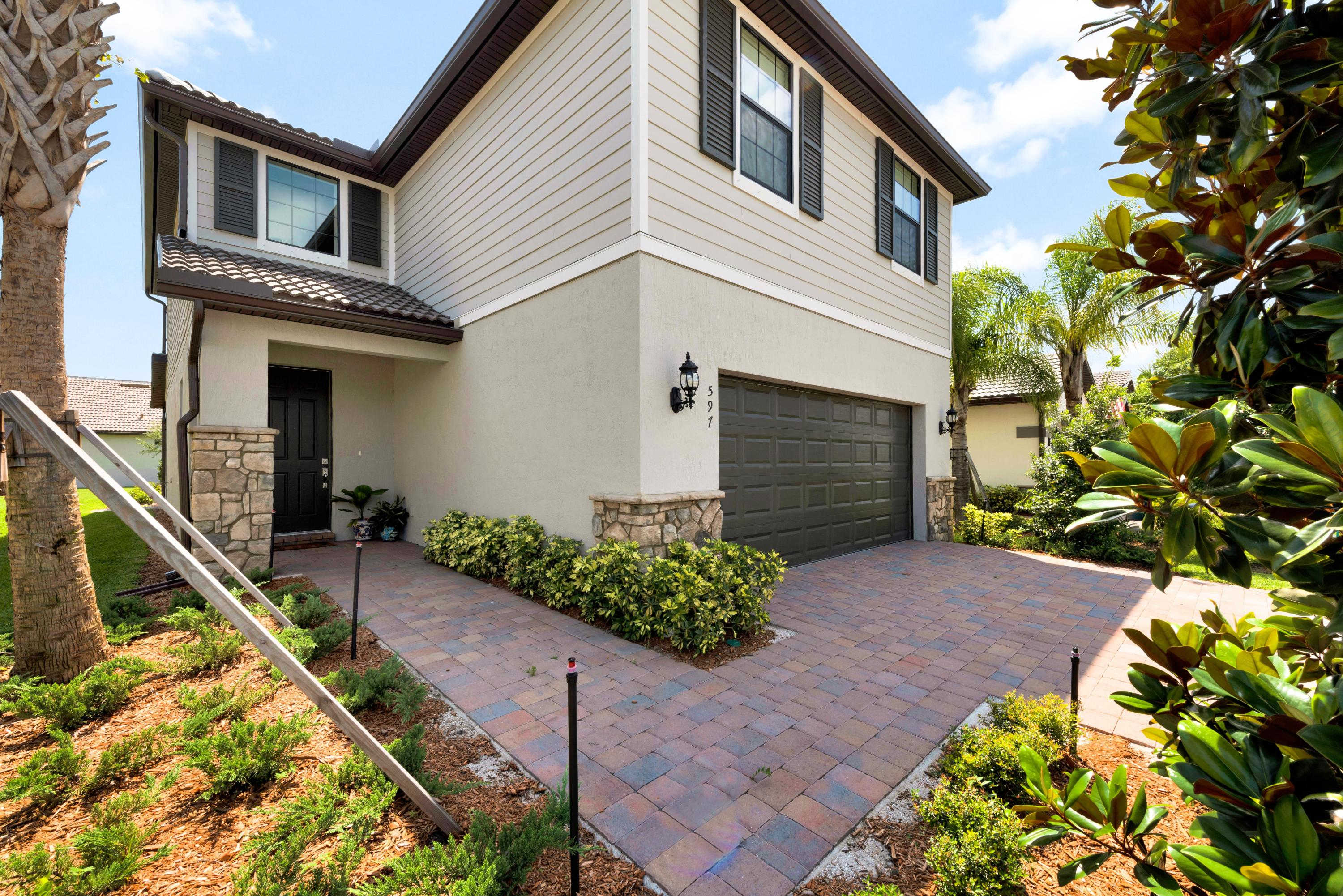 597 Se Monet Drive, Port Saint Lucie, FL 34984 now has a new price of $324,900!