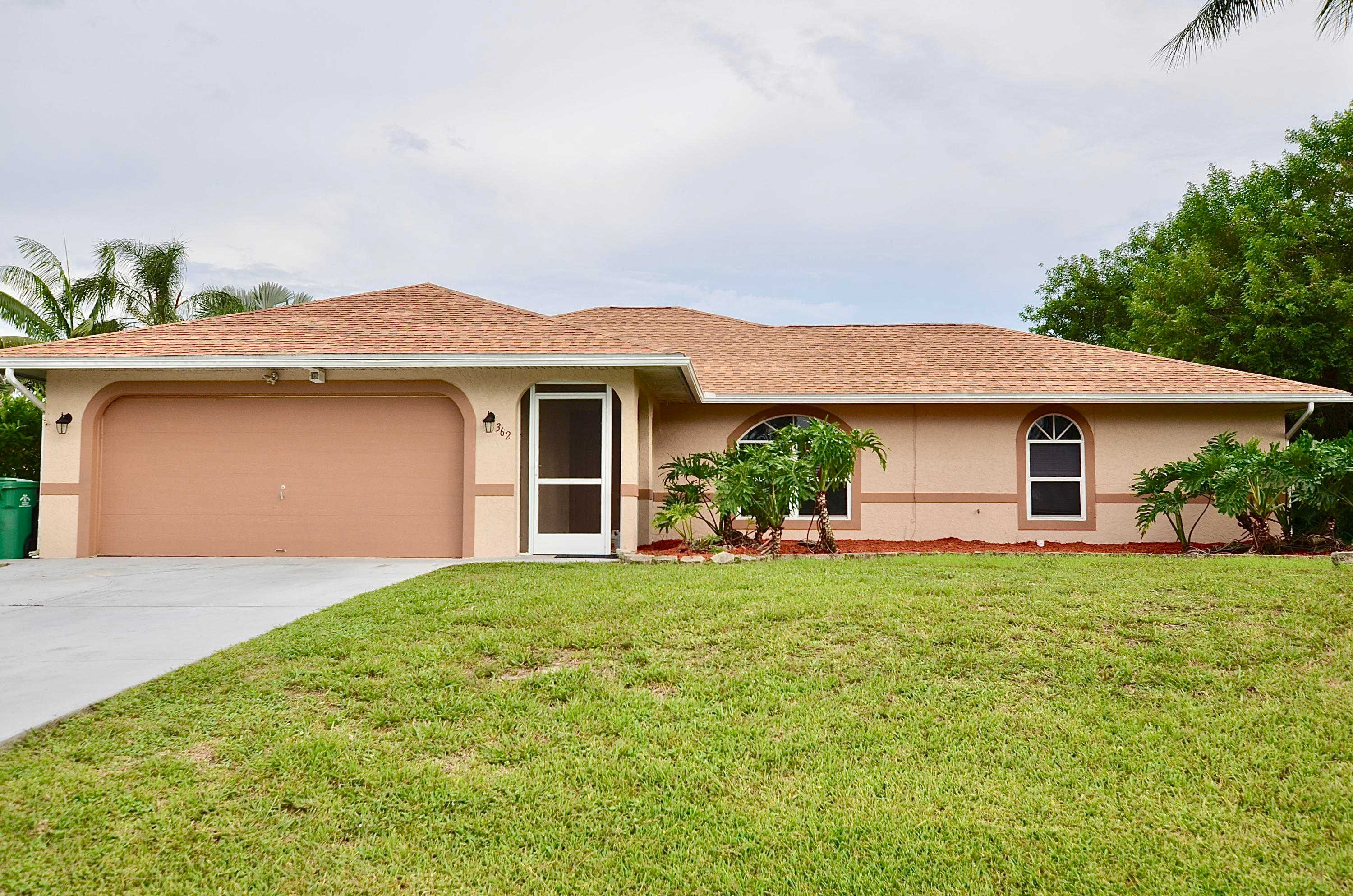 Another Property Sold - 362 SW Molloy Street, Port Saint Lucie, FL 34983