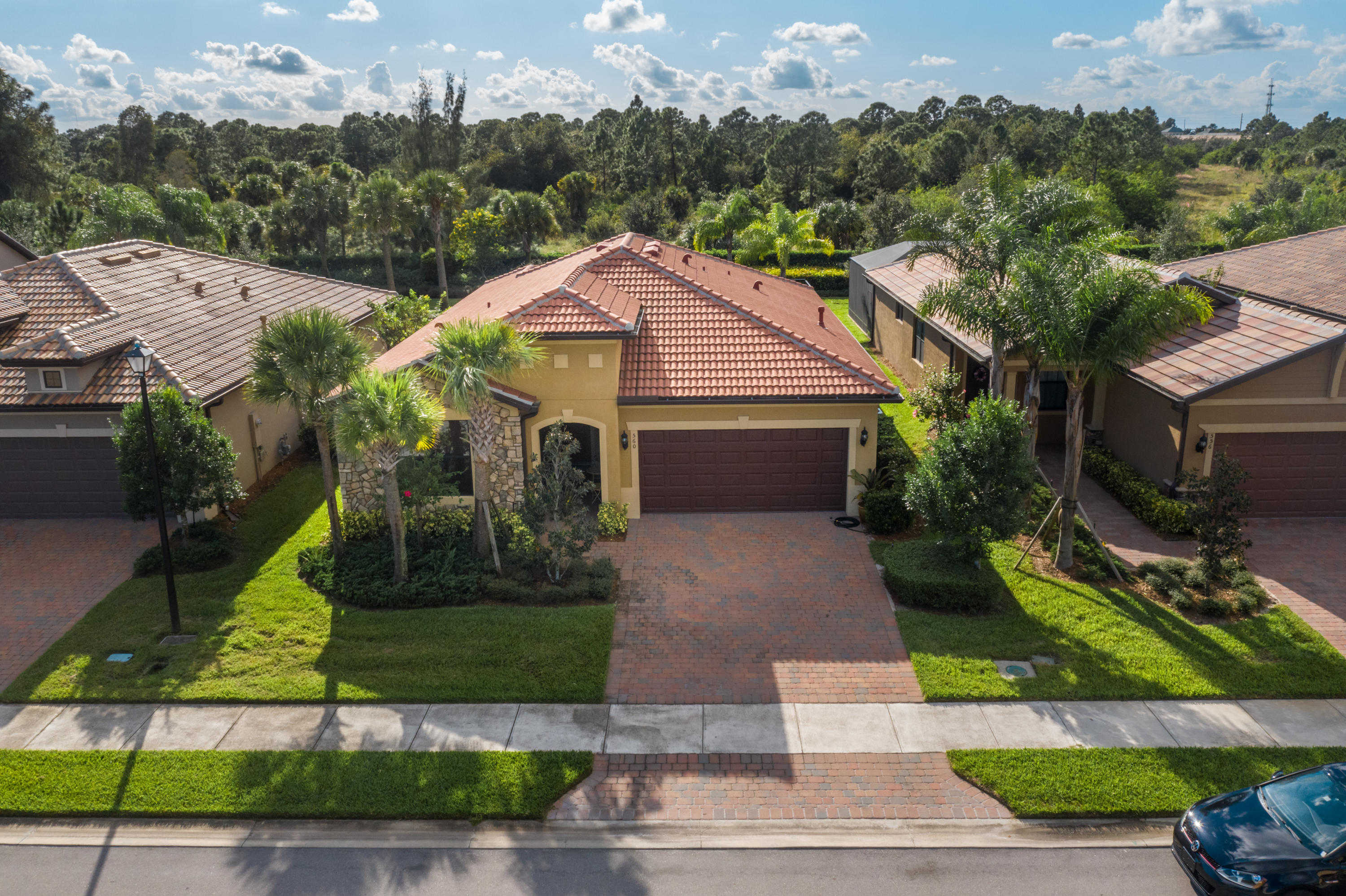 560 Se Monet Drive, Port Saint Lucie, FL 34984 now has a new price of $342,500!