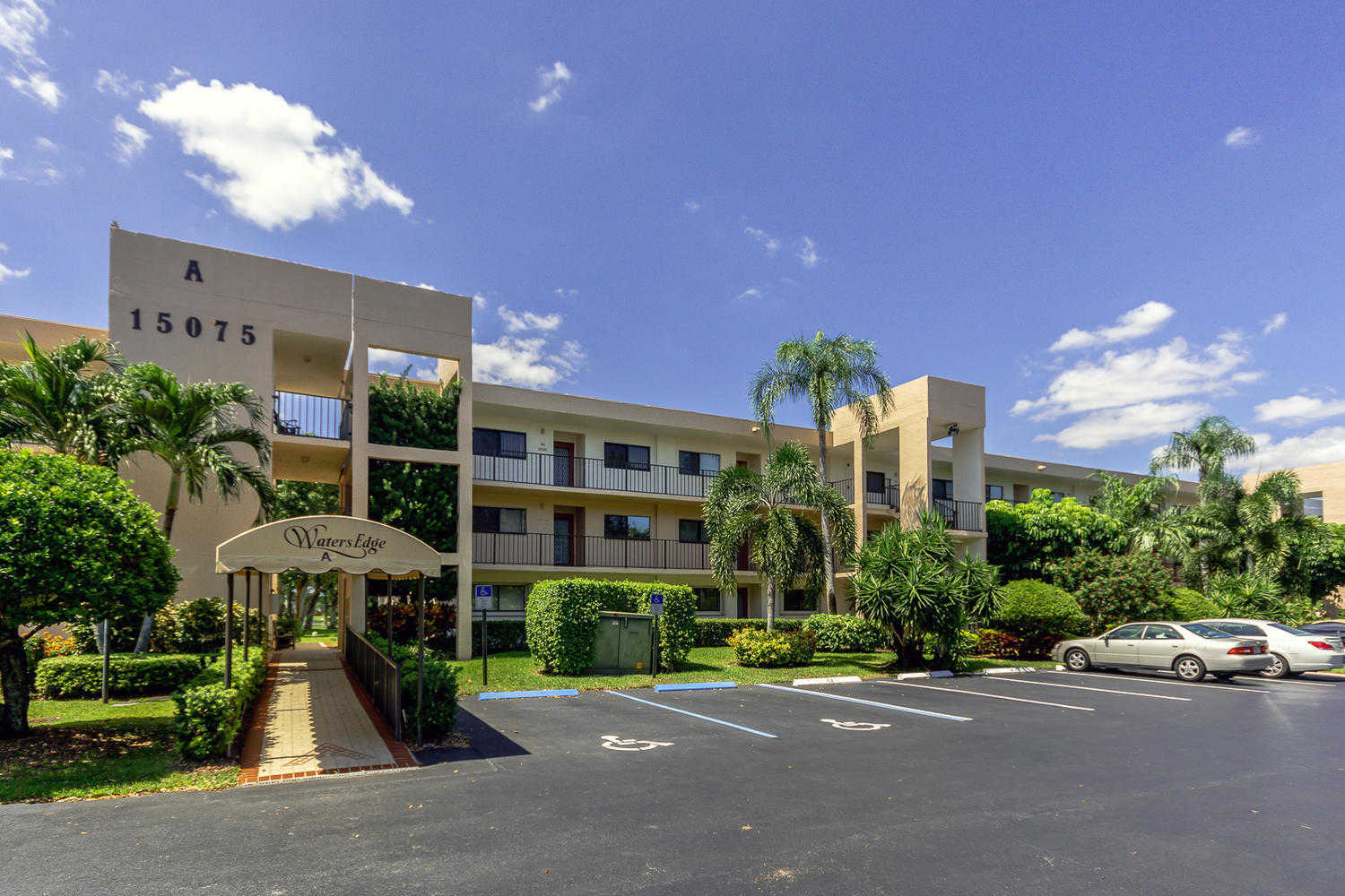 15075 Witney Road #213, Delray Beach, FL 33484 now has a new price of $149,900!