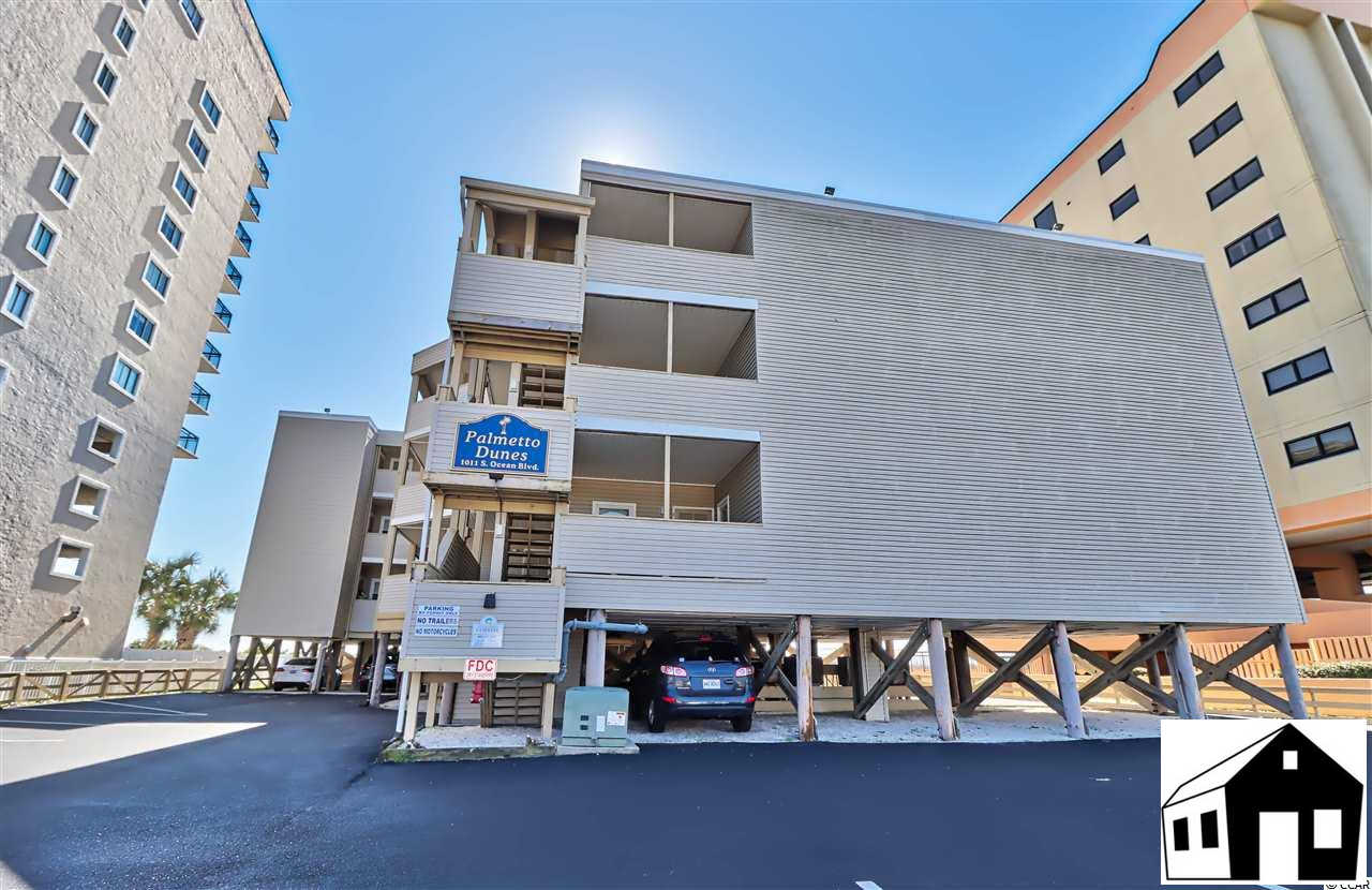 1011 S Ocean Blvd. #305, North Myrtle Beach, SC 29582 is now new to the market!