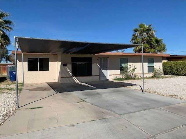 152 W George St, Yuma, AZ 85364 now has a new price of $118,500!