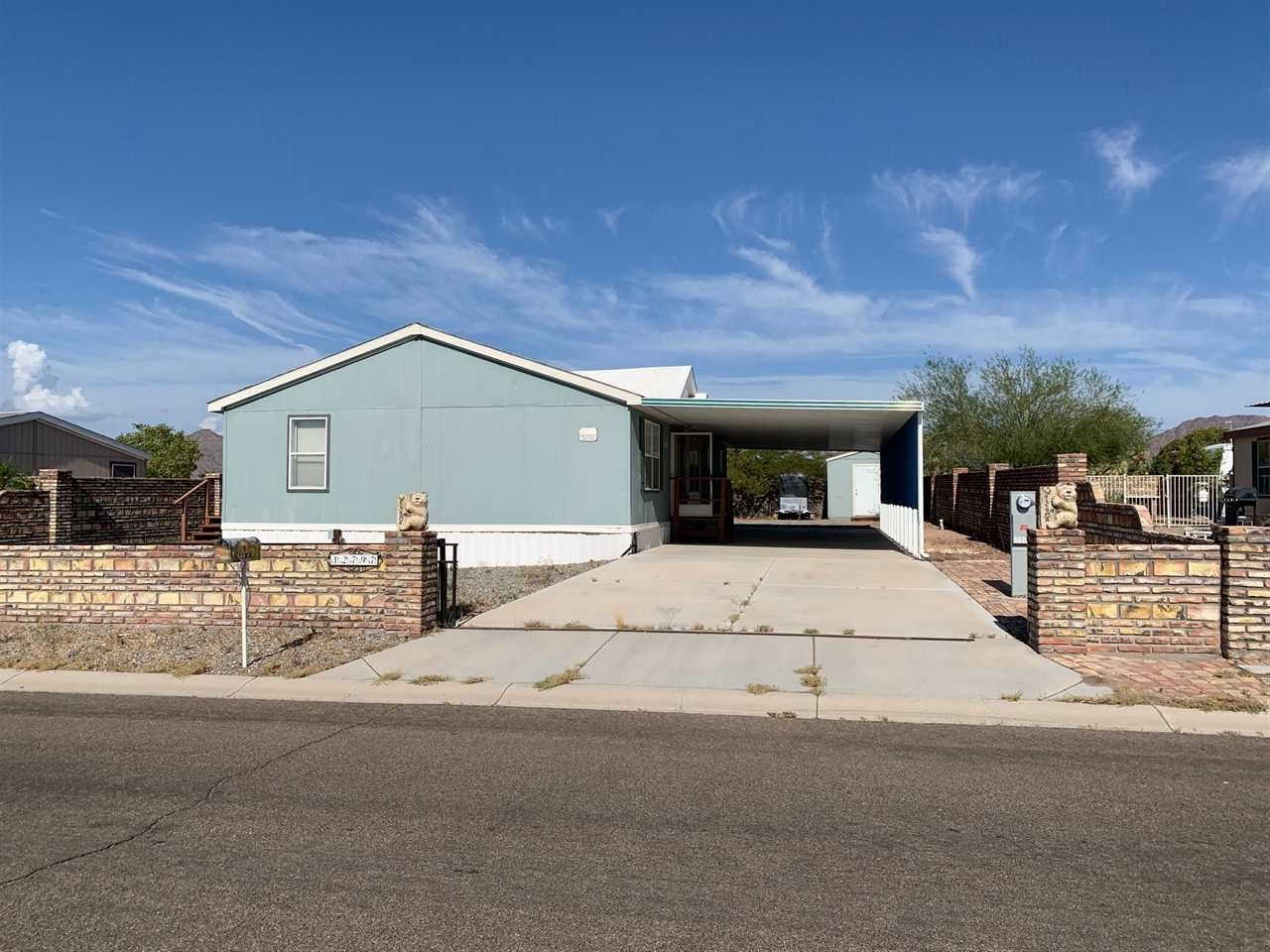 12797 S Sheila Ave, Yuma, AZ 85367 is now new to the market!