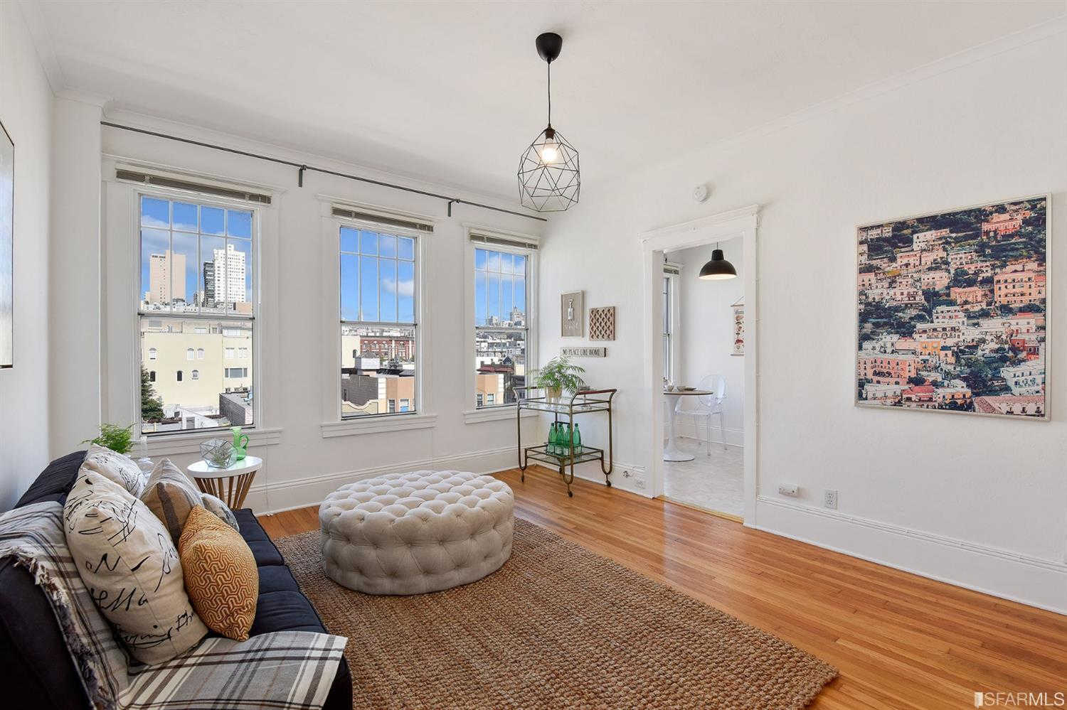 Another Property Sold - 2415 Van Ness Avenue #602, San Francisco, CA 94109