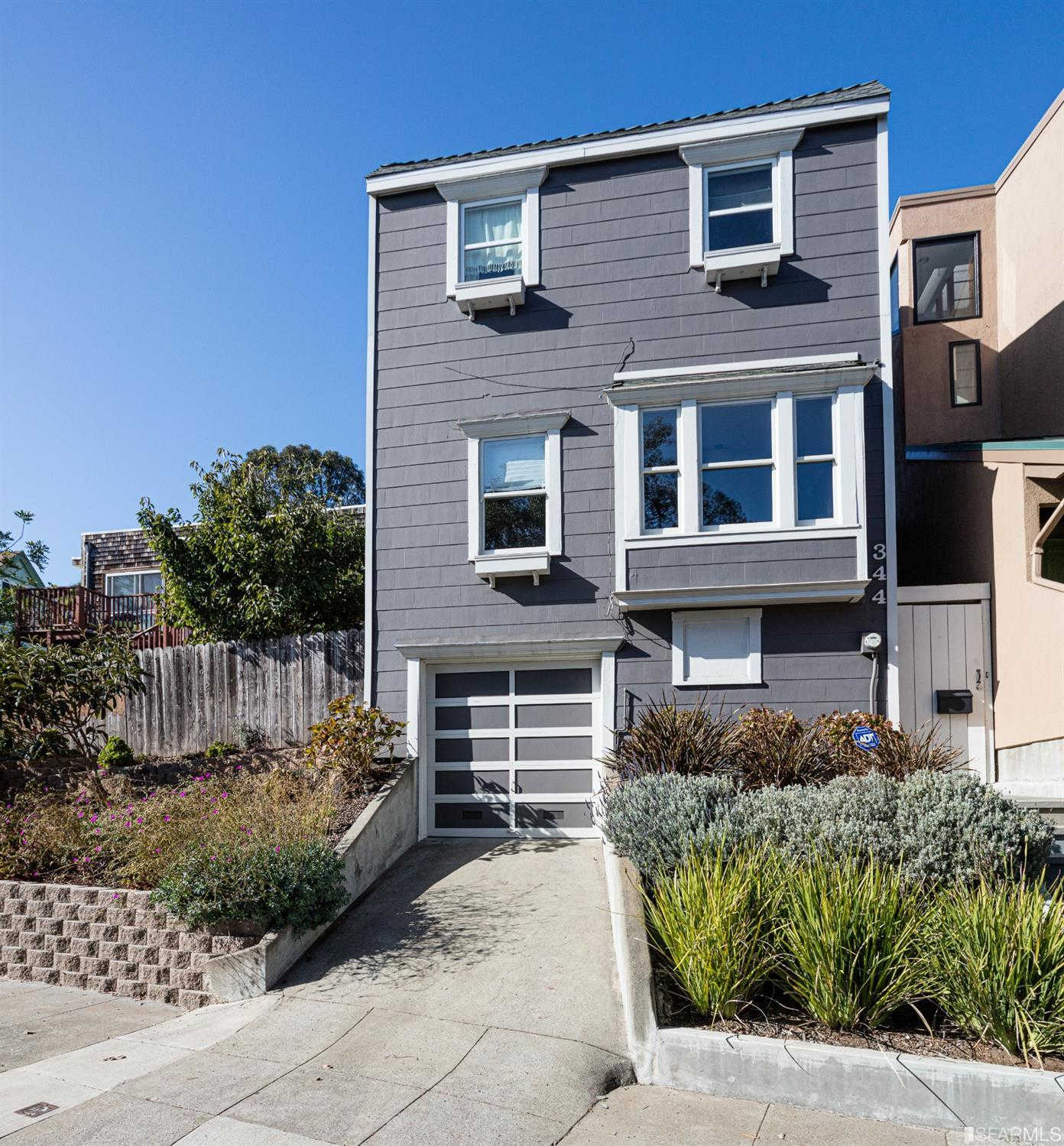 Another Property Sold - 344 Holladay Avenue, San Francisco, CA 94110