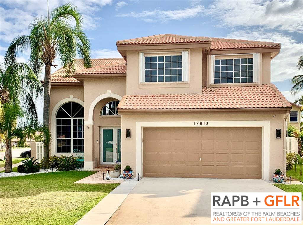 17812 SW 12th Ct, Pembroke Pines, FL 33029 now has a new price of $447,900!