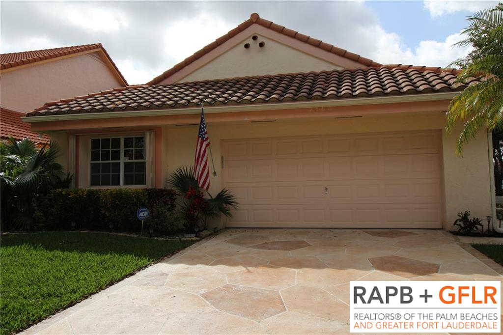 9560 NW 18th Dr, Plantation, FL 33322 is now new to the market!