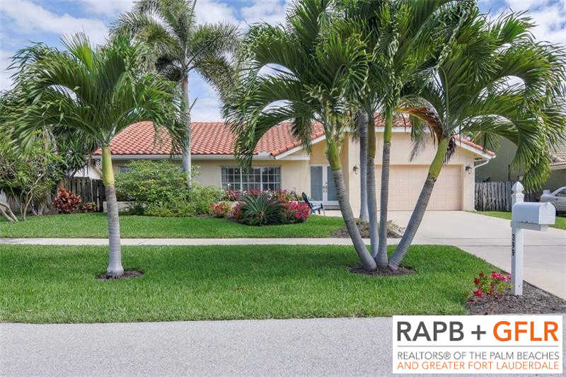 399 Apache Ln, Boca Raton, FL 33487 is now new to the market!